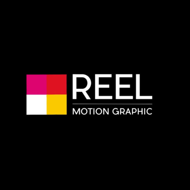 Showreel motion graphic